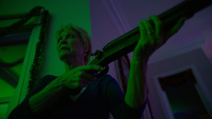 Things get bloody for Dee Wallace in the trailer for Red Christmas | Live for Films