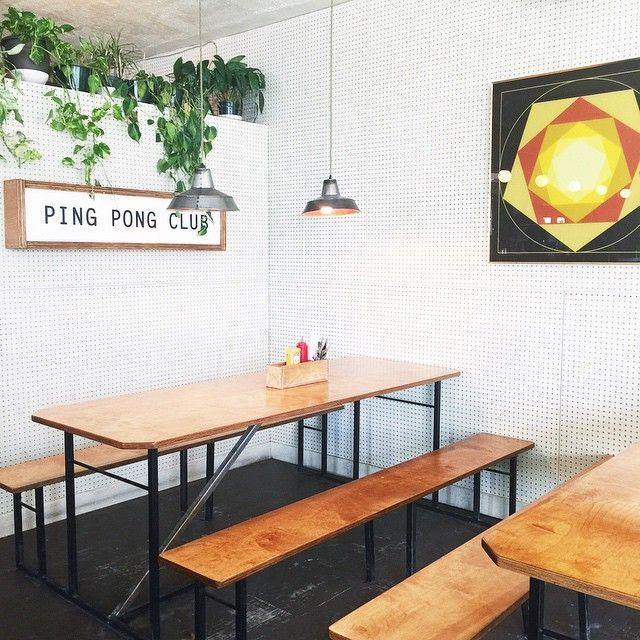Ping Pong Club à Montreal, QC