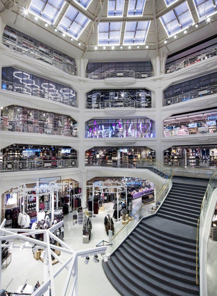 Primark Flagship Store by Dalziel & Pow, Madrid – Spain » Retail Design Blog