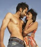 Jackky Bhagnani, Nidhi Subbaiah   Hindi movie 'Ajab Gazabb Love'