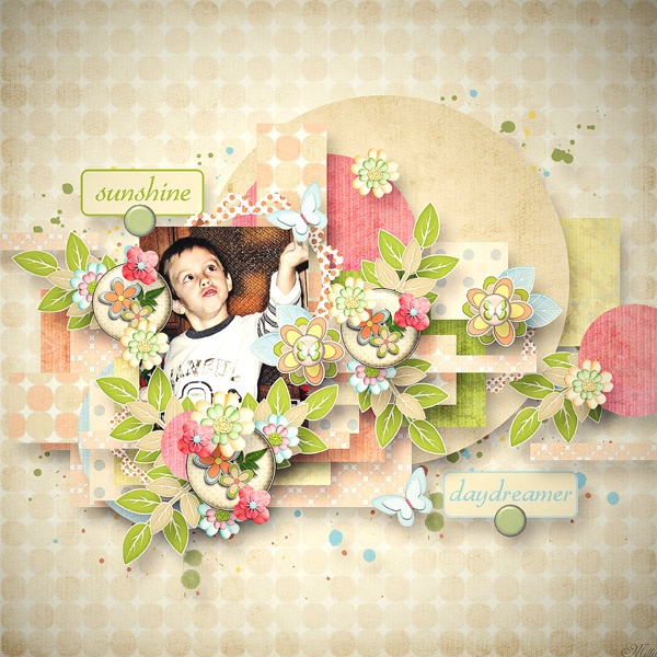 Butterfly kiss by Tinci Designs  template Butterfly kiss by Tinci Designs