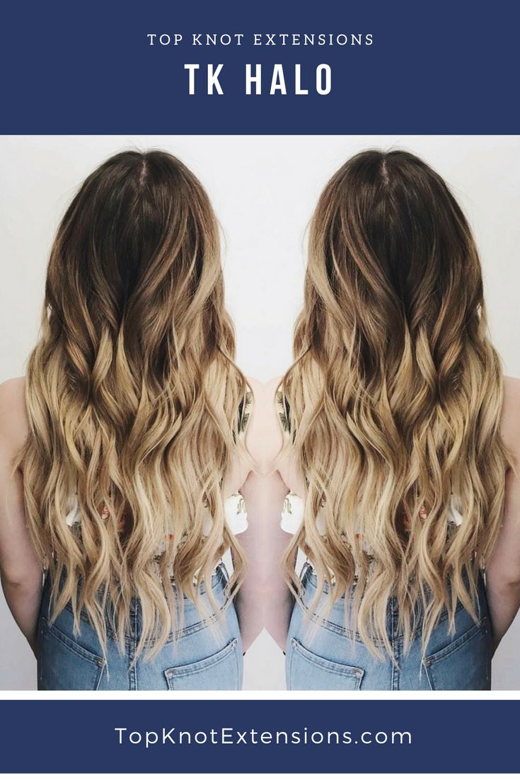 how to get knots out of hair extensions