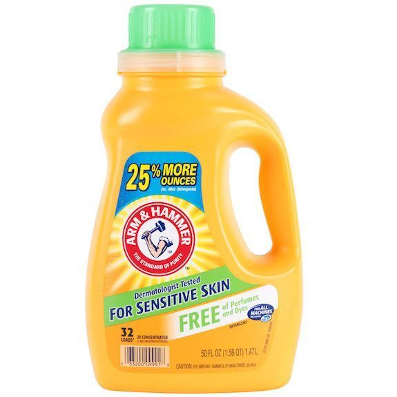 Arm Hammer Liquid Laundry Detergent Just 1 87 Laundry