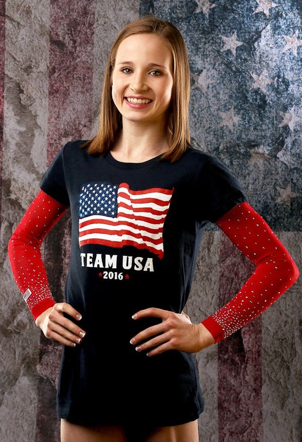 Final Five Olympic gymnast Madison Kocian shares 25 fun facts about herself…