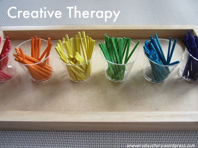 occupational therapy activities for special needs - cerebral palsy fine motor skills activities
