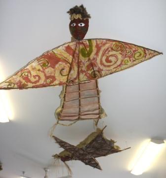 Māori Kites, Manu Tukutuku.