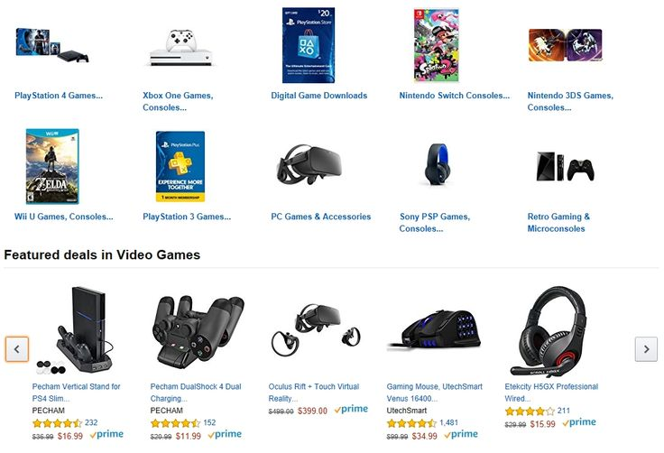 Latest Video Games http://online-shopping.top/VideoGame.php - PlayStation 4 | PlayStation 3 | Xbox One | Xbox 360 | Nintendo Switch | Wii U | Wii | PC | Mac | Mac | Nintendo 3DS | Nintendo DS | PlayStation Vita | Sony PSP | Retro Gaming & Microconsoles | Accessories | Digital Games | Kids & Family  More Products: http://online-shopping.top | http://online-shopping.top/VideoGame.php   Please like my Facebook's page: https://www.facebook.com/onlineEstore4u