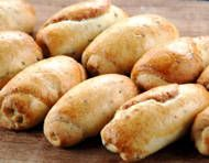 Anise Seed Bread Rolls - Pan de Anis: I use this basic recipe for pumpkin empanadas, removing some seeds and increasing sugar, depending on the sweetness of filling being used. Use only 4 cups All purpose flour.