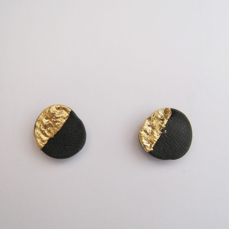 Handmade Porcelain Jewellery with glaze, and gold and silver lustres by Aimee Fisher
