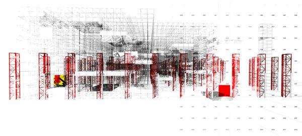 Nottingham Forest FC - New Stadium Project by Chris Allwood, via Behance