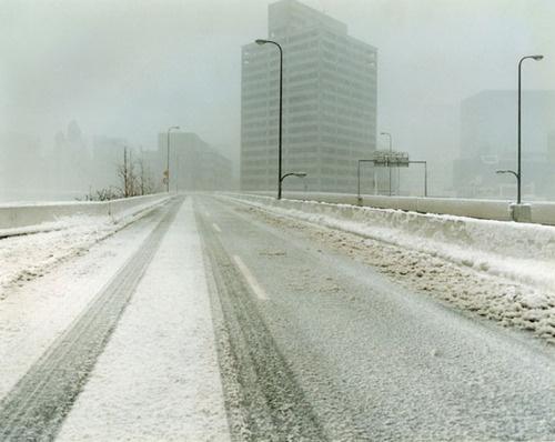 Photograph from Masataka Nakano's Tokyo Nobody series