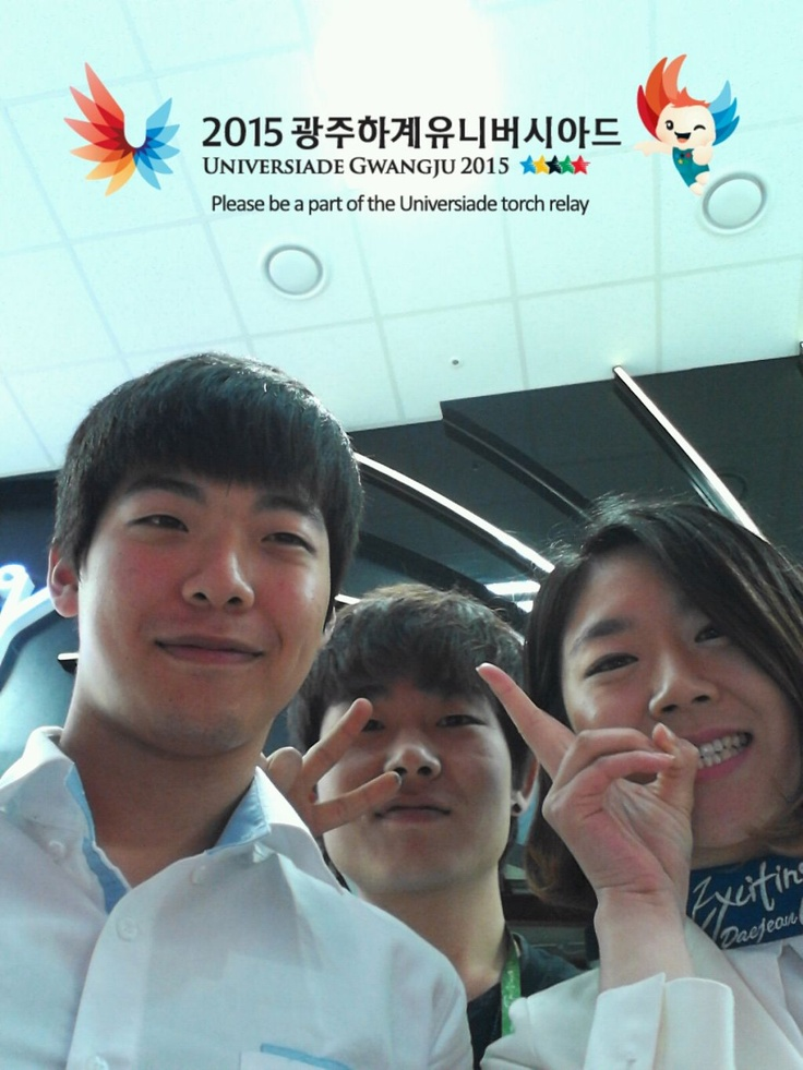 Twitter / Recent images by @2015Universiade