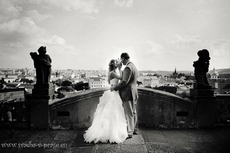 Вид на Прагу *** View of Prague