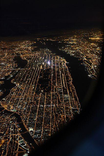 Manhattan Sunset   by Ree Drummond / The Pioneer Woman, via Flickr