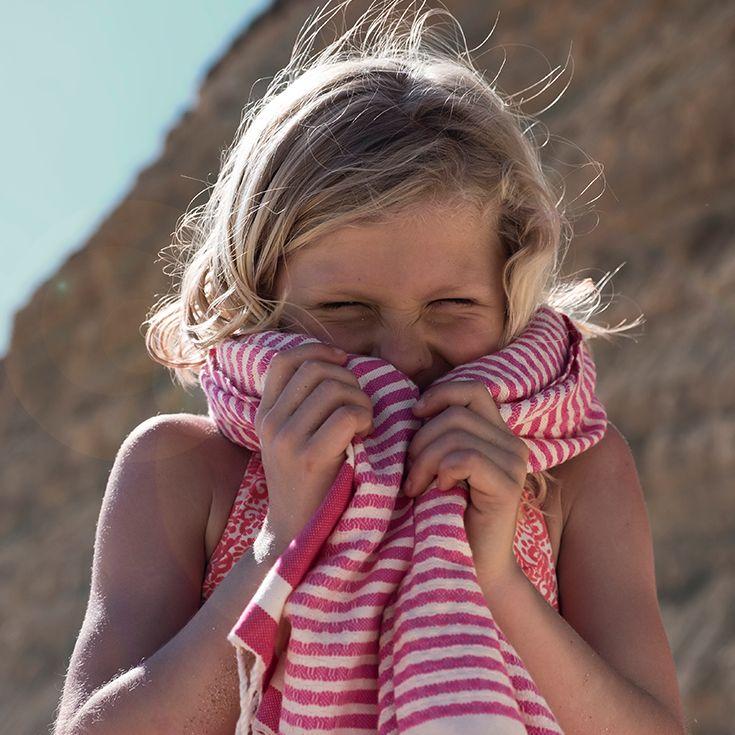 FUTAH BEACH TOWELS | S.MARTINHO PINK | beach towel | summer essentials
