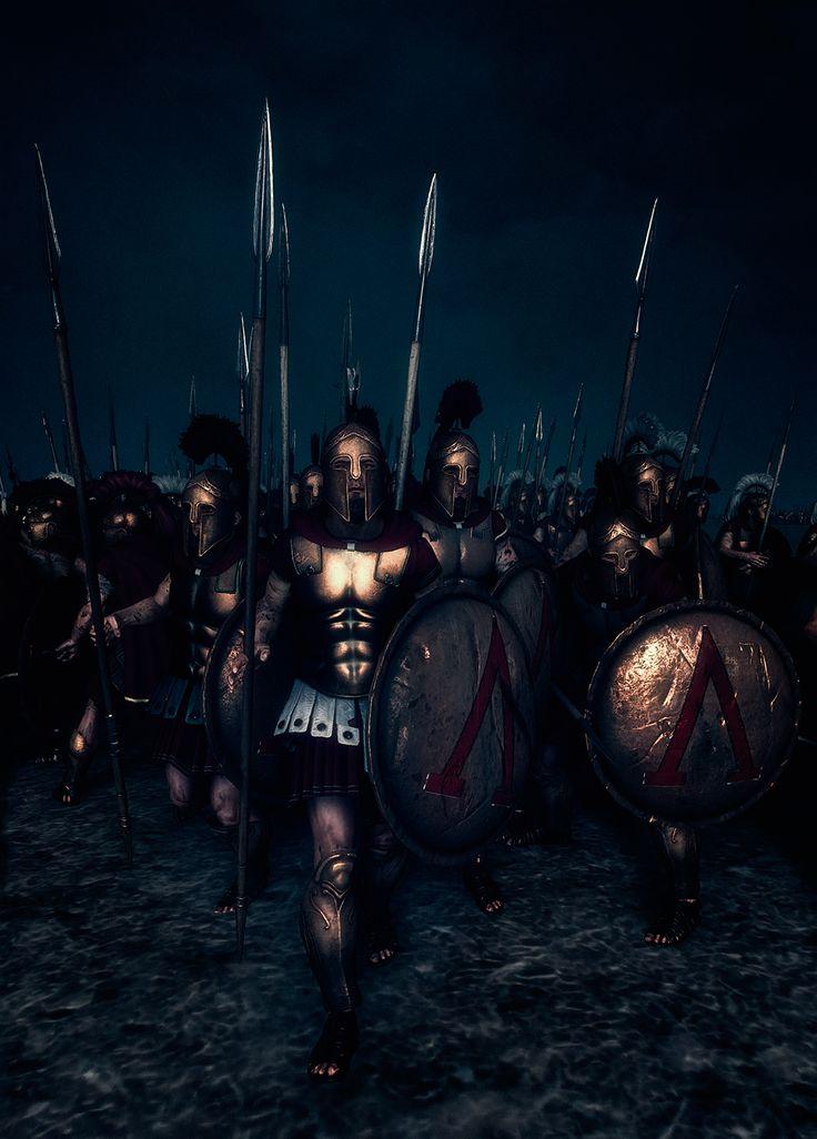 статье собран воины спартанцы фото использовать именно его