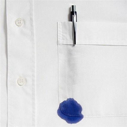 Remove Ink Stains   Did you get ink on your favourite shirt or dress? Try soaking the spot in rubbing alcohol for a few minutes before putting the garment in the wash.
