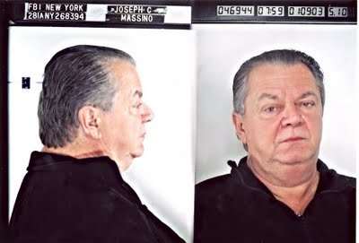 "Joseph Massino (seen in the FBI mugshot is the highest-ranking Cosa Nostra member to cooperate with the government.He was Former Bonanno Crime Family Boss Scheduled To Testify Against Successor. The Mafia (also known as Cosa Nostra, in English ""Our Thing"")"