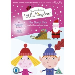 Ben and Holly's Little K. Vol. 5 - The North Pole DVD available now!