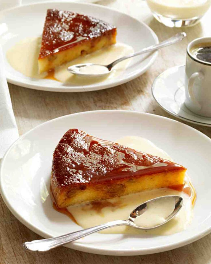 "Caramel-Topped Semolina Cake via Dorie Greenspan ""Around My French Table"""
