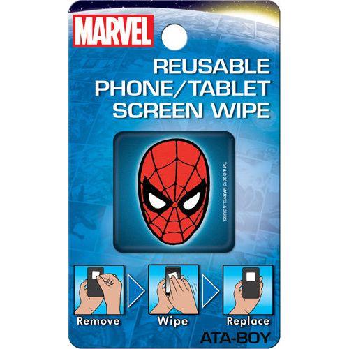 Spiderman Reusable Phone/Tablet Screen Wipe