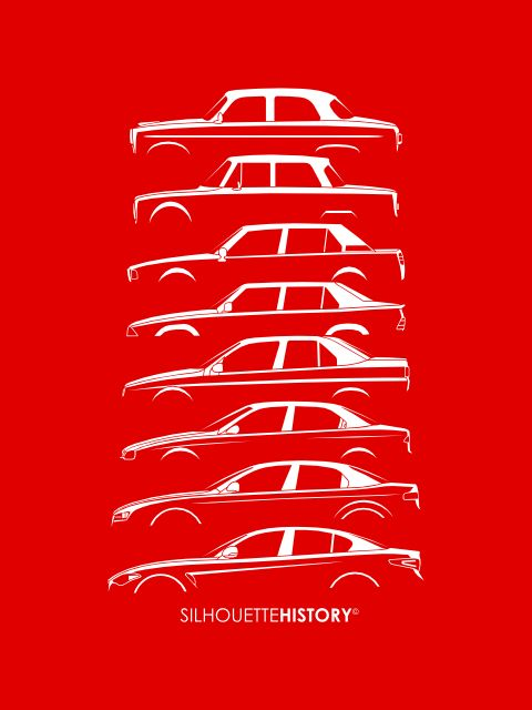 Lombard Sedan SilhouetteHistorySilhouette of Alfa Romeo mid-size sedans: Giulietta 1955, Giulia 1962, Giulietta 1977, Alfa 75 (Milano) 1985, Alfa 155 1992, Alfa 156 1997, Alfa 159 2005, Alfa Giulia 2015Home | FB | Instagram | Twitter