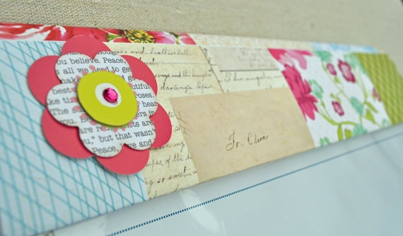 great way to organize all the school papers that come home with your kiddo!  paperkeeper.etsy.com: Paperkeeper Etsy Com, Schools Paper