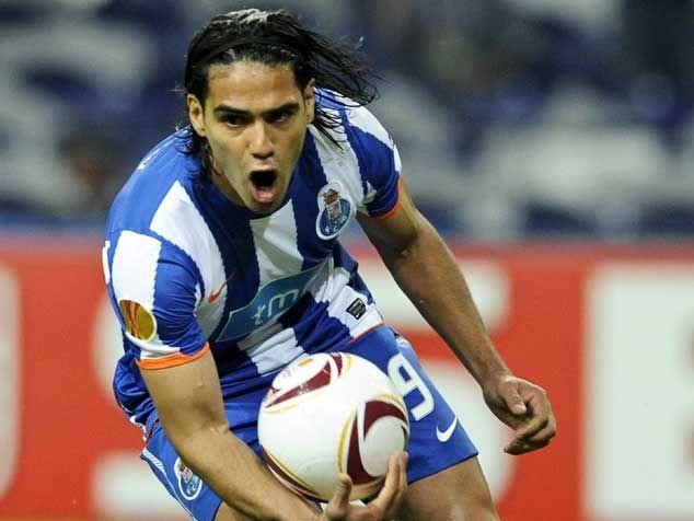 Radamel Falcão -- FC Porto