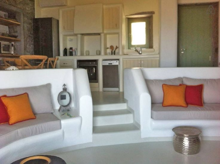 Check out this awesome listing on Airbnb: Elegant new villa amazing sea views - Villas for Rent in Mykonos - Get $25 credit with Airbnb if you sign up with this link http://www.airbnb.com/c/groberts22