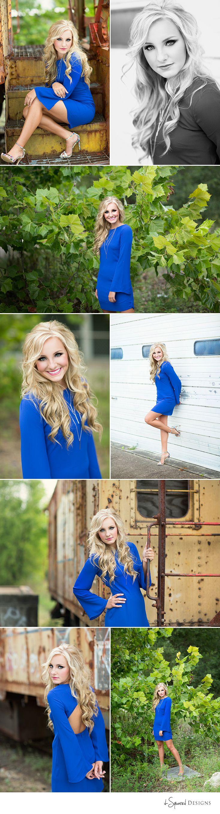 d-Squared Designs St. Louis, MO Senior Photography. Fashion senior. Gorgeous blonde. Senior photography.