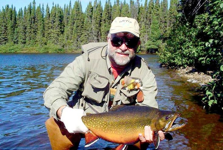 Trophy Brook Trout - World Fishing Network