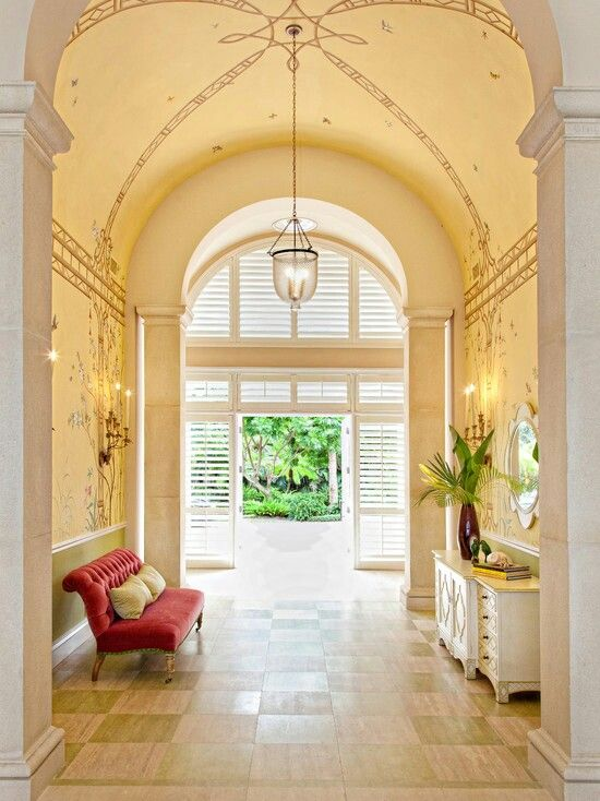 The 51 best Entryways images on Pinterest | Entrance hall, Entry ...