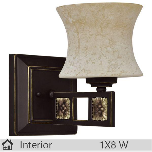 Aplica iluminat decorativ interior Klausen, gama Ida, model AP1 http://www.etbm.ro/aplica-iluminat-decorativ-interior-klausen-gama-ida-model-ap1