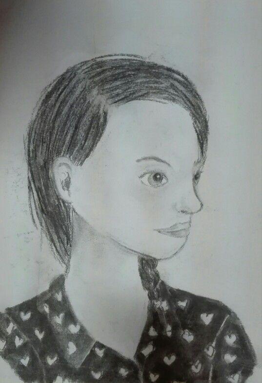 Friend portret