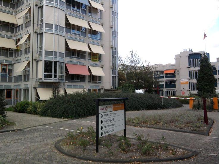 «De Drie Hoven» Elderly Housing 1972-74 Amsterdam (Netherlands)