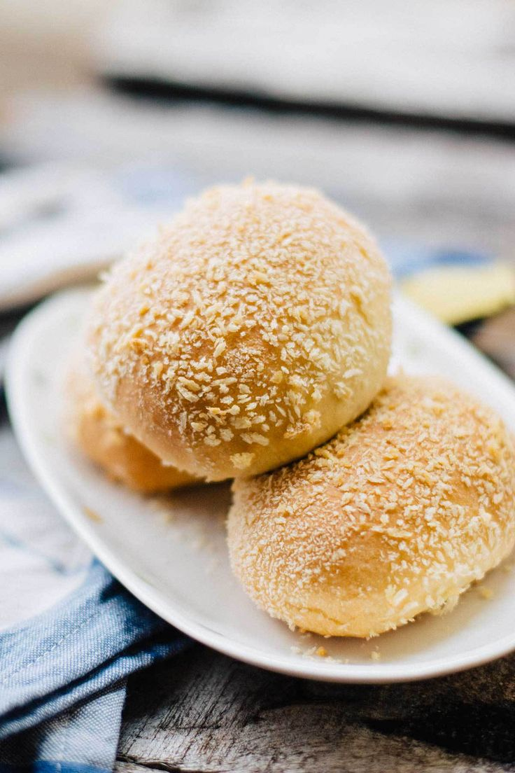 Stuffed Curry Bread Buns