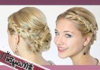 Festive hairstyles for thin hair