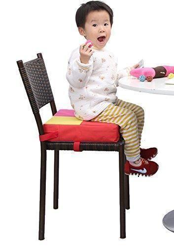 Oferta: 22.39€. Comprar Ofertas de Zicac - Trona Portátil Cojín Asiento Elevador Infantil Silla Alta para Bebés Niños Ideal para Comer en Casa o Viaje (rojo) barato. ¡Mira las ofertas!