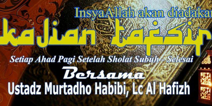 Kajian Tafsir Al Quran, Mesjid Jami' Abu Dardak, Pekanbaru