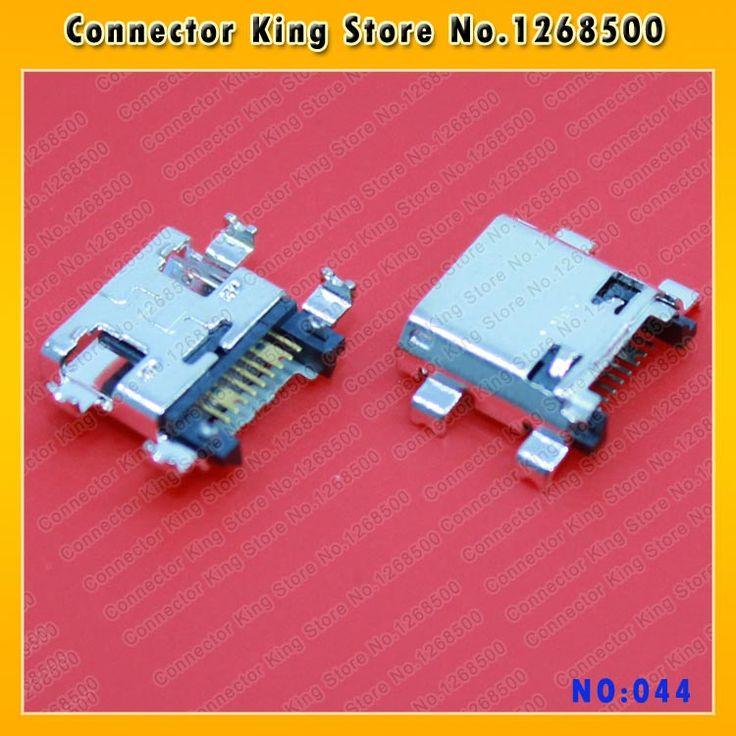 50pcs usb charging port for samsung galaxy grand2 g7102