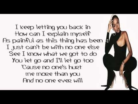 ▶ Tell me who I have to be to get some reciprocity!  Lauryn Hill-Ex Factor(Lyrics) - YouTube