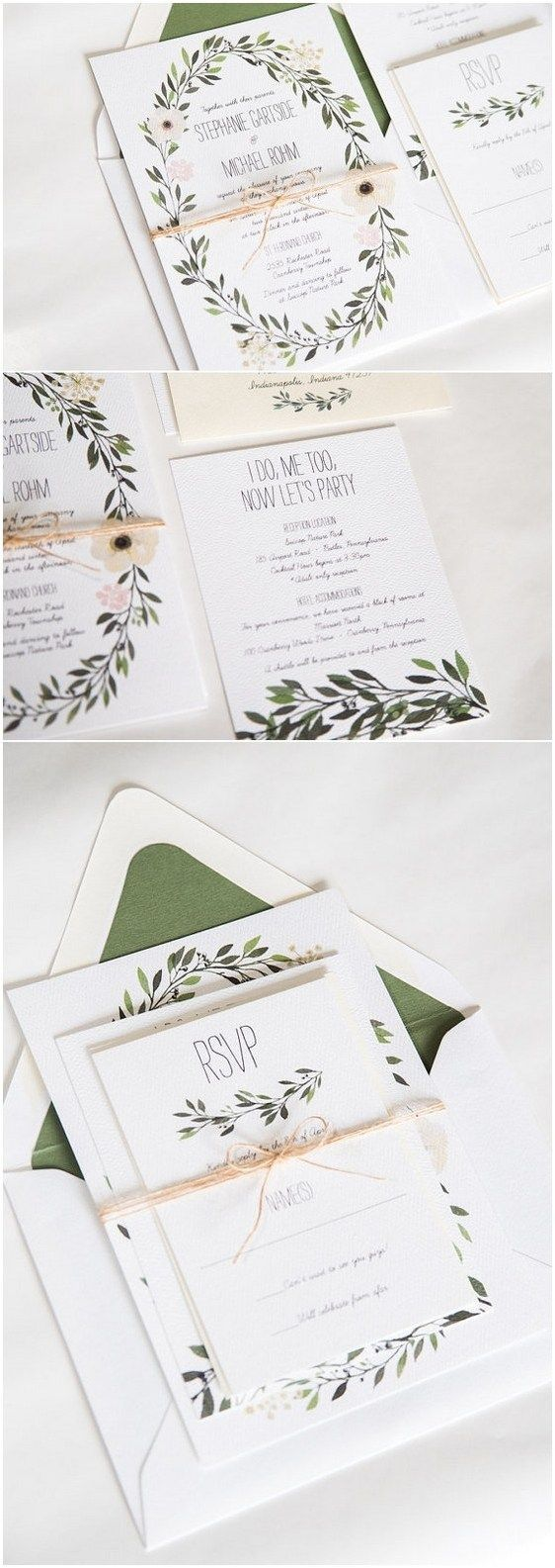 Rustic Wedding Invitation 1 weddinginvitation 14112 best