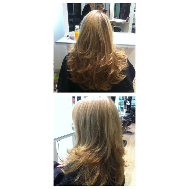 ELISA - amazing style cut and Blowdry by Ashleigh!