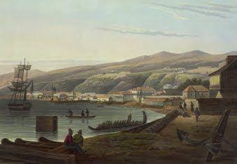 VALPARAÍSO EN EL TIEMPO: Valparaíso y don Benjamín Vicuña Mackenna.