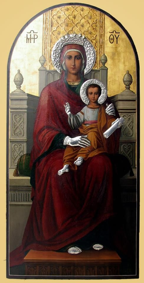 Γέροντας Κλεόπας Ηλιέ: Μην αφήνουμε ούτε μία ημέρα χωρίς να επικαλούμαστε την Παναγία μας. - Pentapostagma.gr : Pentapostagma.gr