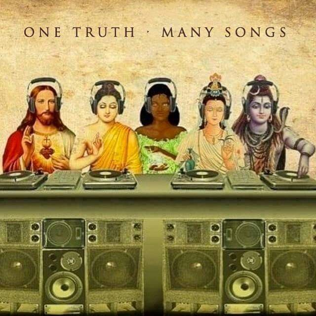 One truth, many songs.