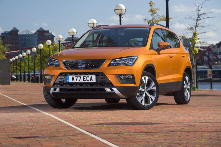 The perfectly good SEAT Ateca SUV