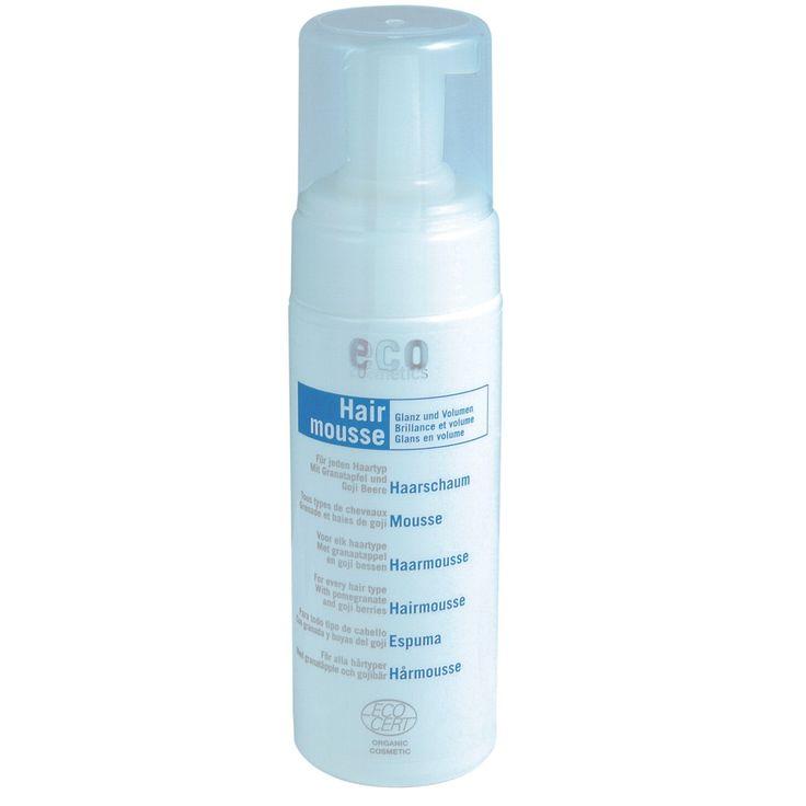 Eco Cosmetics Haarschaum