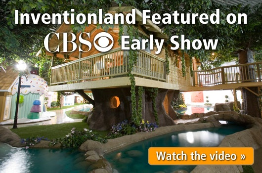 Inventionland Featured on CBS Early Show