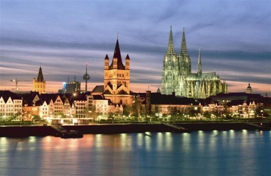 Been: Cologne, Germany. (Pinned it first as Koblenz, Germany, because it was not properly ID'd.)